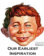 image of mad magazine's alfred e. neuman
