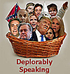 hillary's basket of deplorables